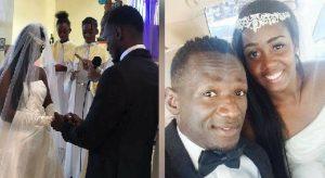 Haiti: Okyjems et Marie Evangéline sont désormais mari et femme